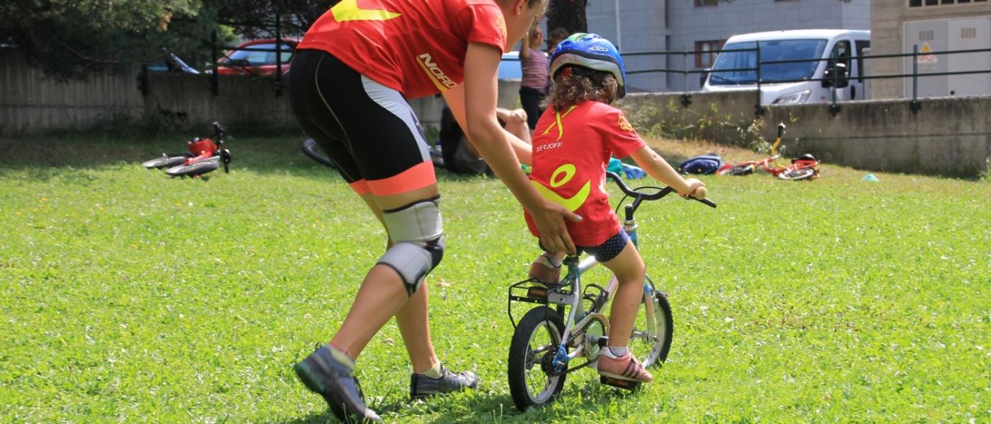 Scuola di Mountainbike a Bardonecchia